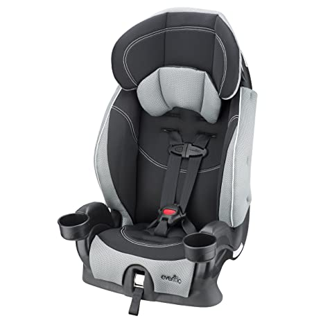 Amazon.com : Evenflo Chase Select Harnessed Booster Car Seat, Olivia ...
