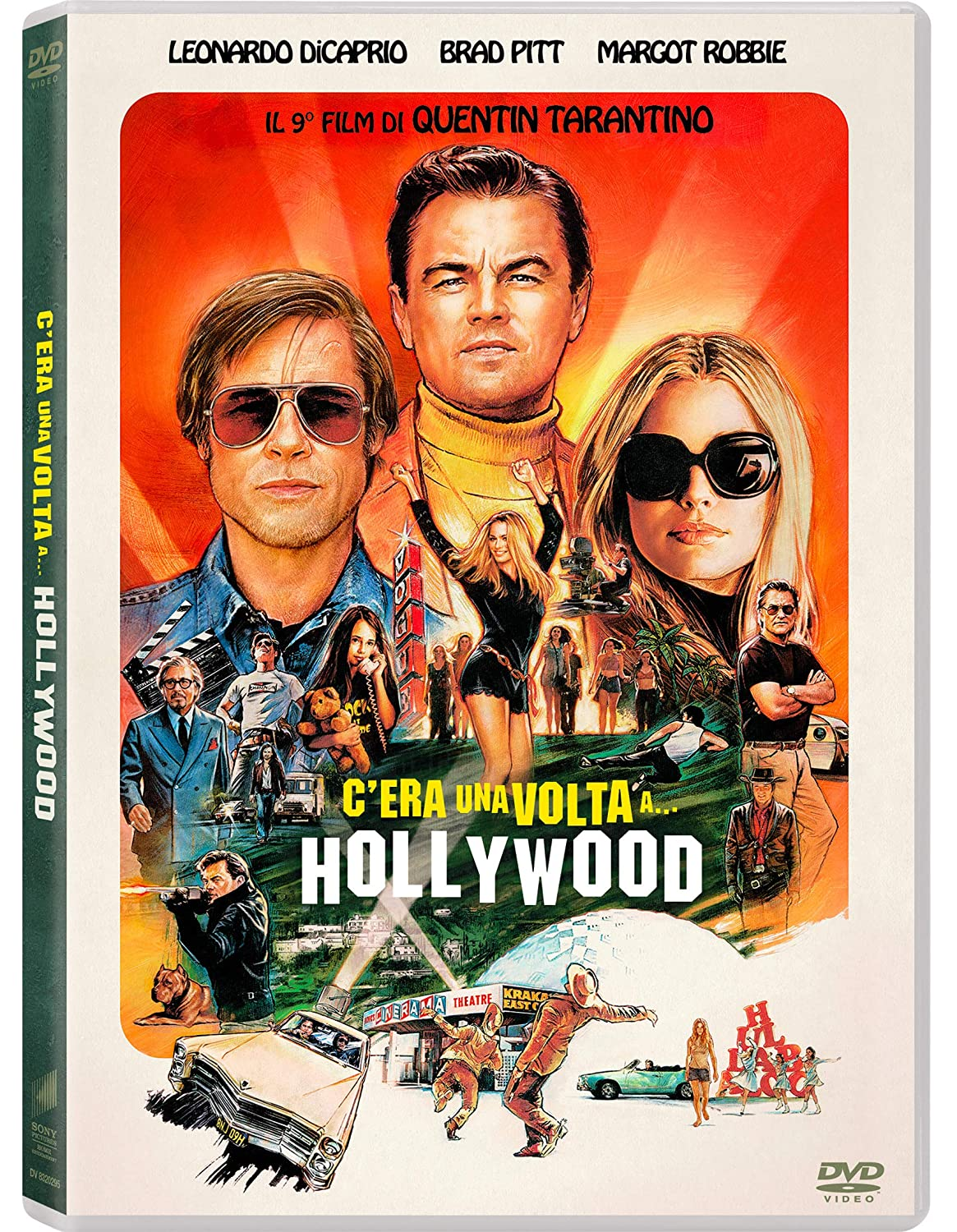 C'Era Una Volta... A Hollywood ( DVD)
