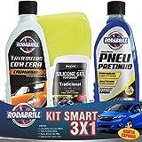 Kit Smart Rodabrill 7898275013756