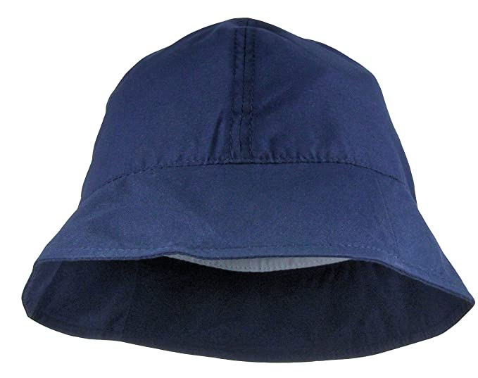 4597ed79c21 Image Unavailable. Image not available for. Color  Classic Navy Bucket Sun  Hat ...