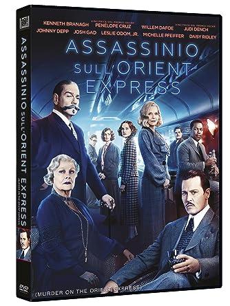 Assassinio sull Orient Express  Amazon.it  Kenneth Branagh 6393ea77dc3