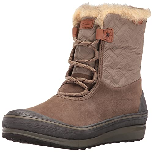 91e0c51e3fd Clarks Women's Muckers Mist Snow Boot
