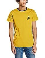 Star Trek Men's Engineering Uniform T-Shirt
