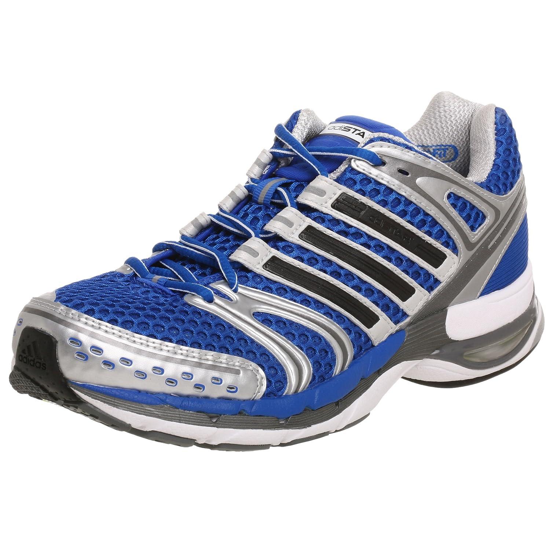 El principio Amante firma  Buy Adidas Men's Adistar Control 5 Running Shoe, Satellite/Black/Iron, 8.5  M at Amazon.in