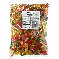 Haribo Gold-Bears Gummi Candy, Original Flavor, 5-Pound Bag