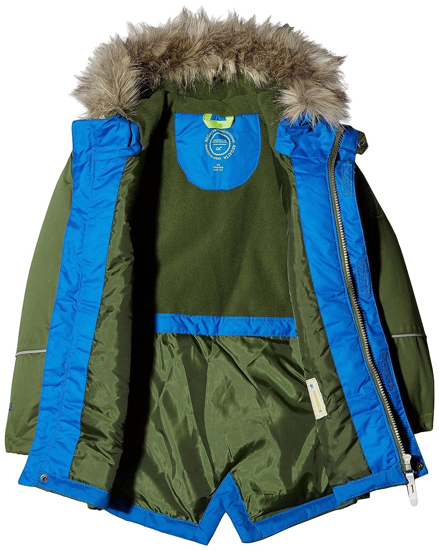 b51574f1ac3 Regatta Boys' Capton Parka Waterproof Jacket