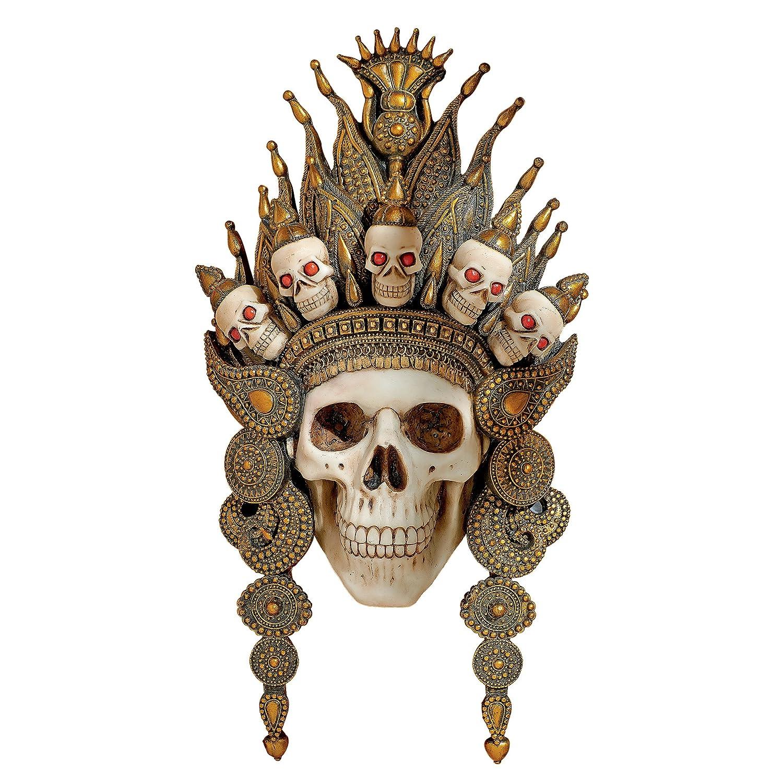 Design Toscano Balinese God of The After Life Mask