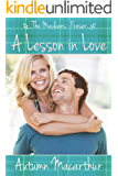A Lesson in Love: A sweet and clean Christian Scottish spring romance (The Macleans Book 3)