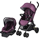 Evenflo Sibby Travel System, Raspberry