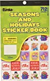 Eureka Seasons and Holidays Sticker Book