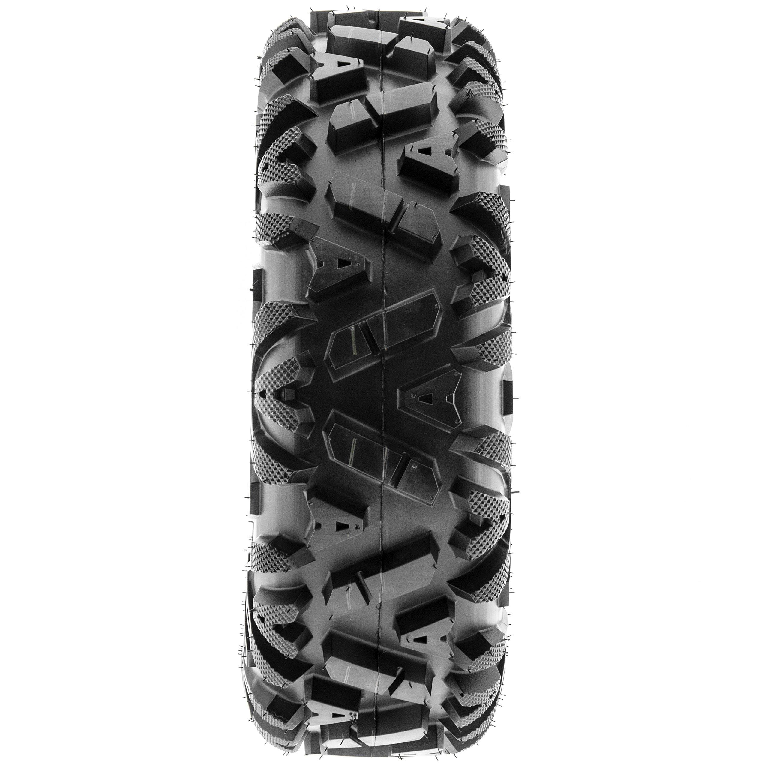 SunF A033 ATV/UTV Tire 28x9-12 Front & 28x11-12 Rear, Set of 4 by SunF (Image #4)