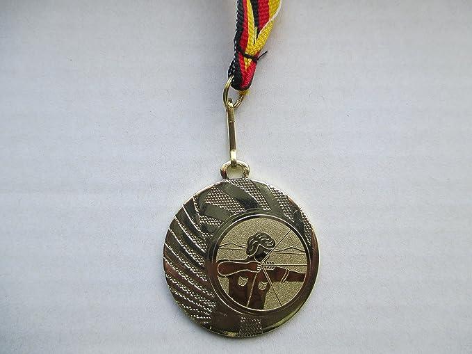 Motiv Zahl 3 Sportland Pokal//Medaille Emblem S.B.J Durchmesser 50 mm Durchmesser