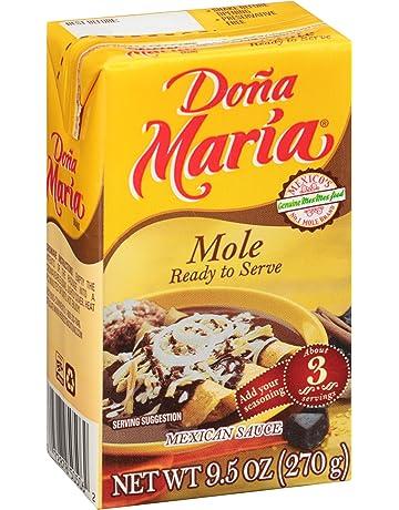 (Pack of 2) Dona Maria Mole Sauce Ready To Serve 9.5 Oz Tetra Pak