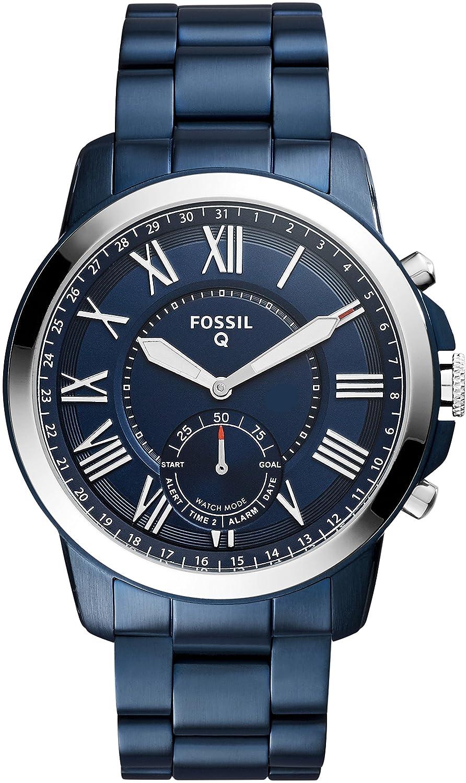 [フォッシル]FOSSIL 腕時計 Q GRANT ハイブリッドスマートウォッチ FTW1140 メンズ 【正規輸入品】 B0734LNZF4