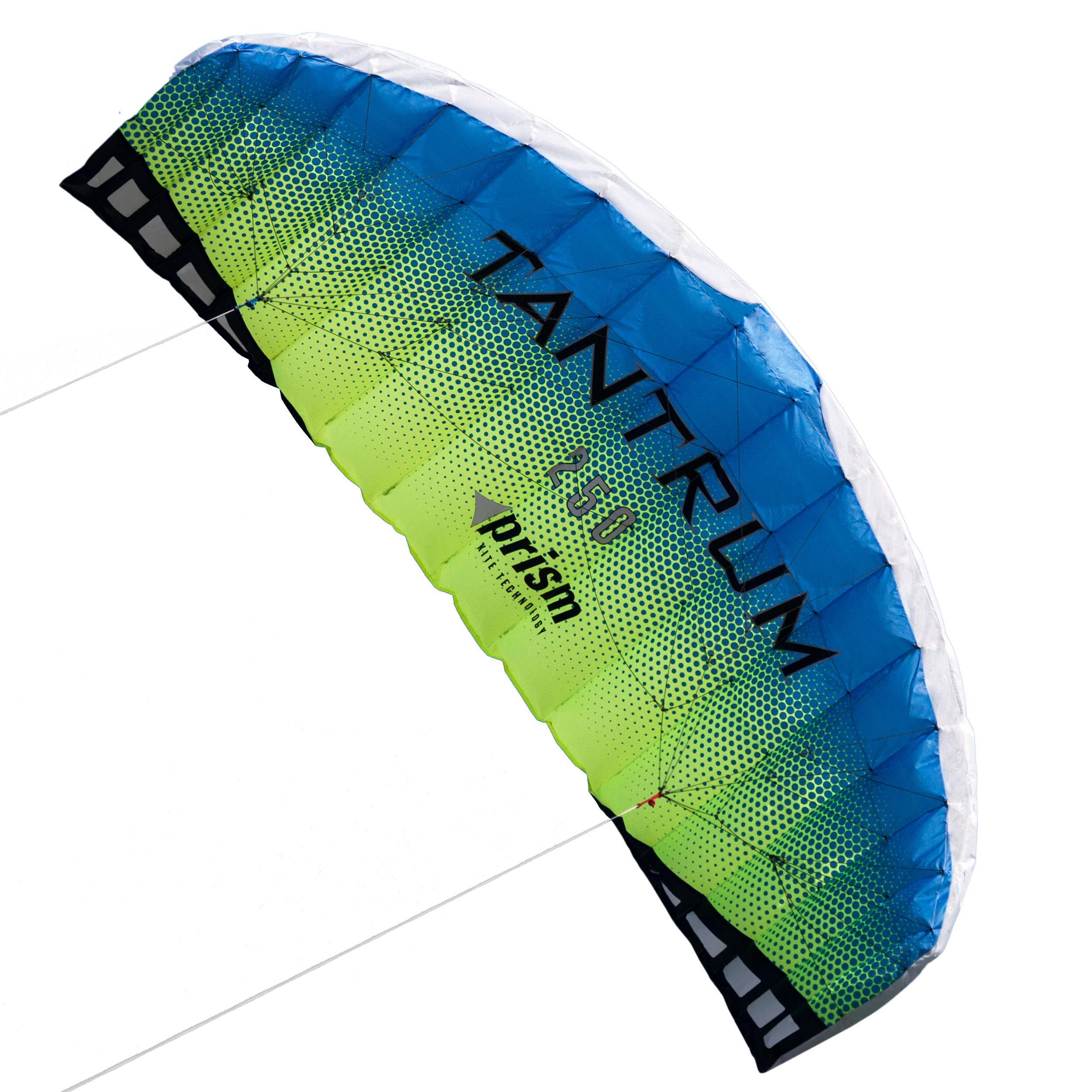 Prism Tantrum 250 Dual-line Parafoil Kite with Control Bar by Prism Kite Technology