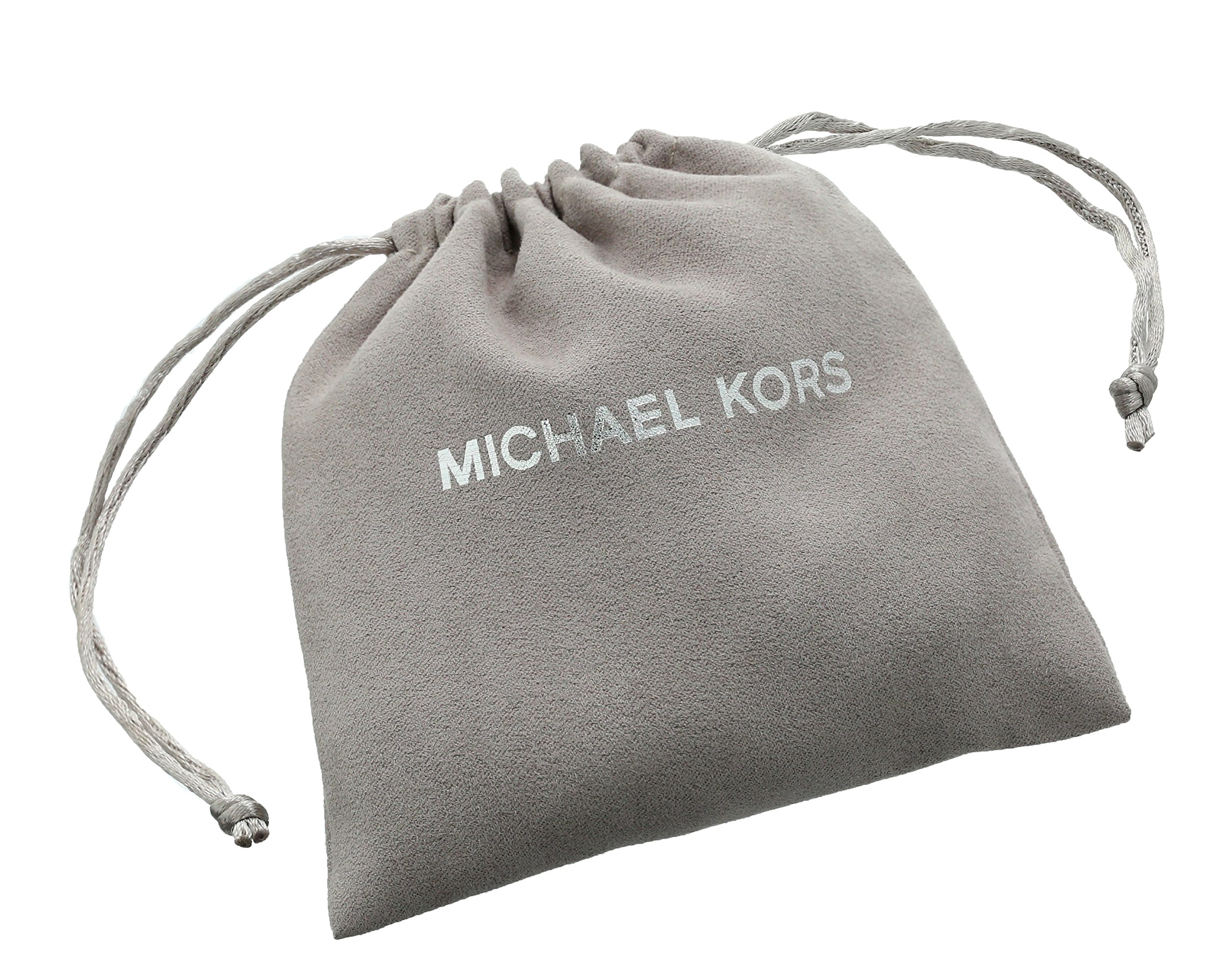 Michael Kors ''Fashion Pearl Links Rose Gold-Tone Collar Pendant Necklace by Michael Kors (Image #3)