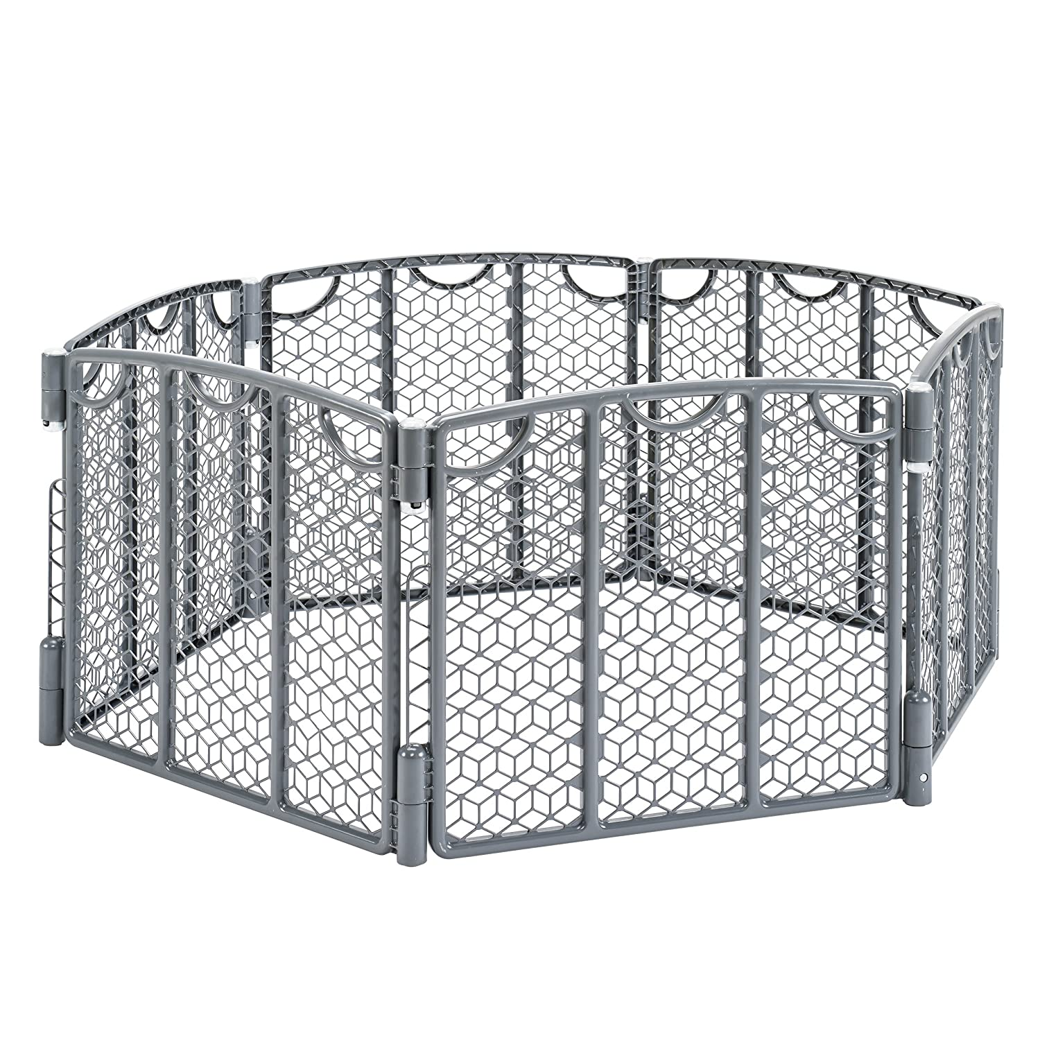 Evenflo Versatile Play Space, Cool Gray 23012148