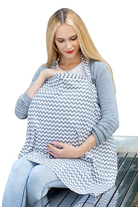 Amazon.com : Corewill Privacy Baby Nursing Cover Scarf for ...