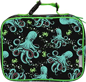 Insulated Durable Lunch Box Sleeve - Reusable Lunch Bag - Securely Cover Your Bento Box, Works with Bentology Bento Box, Bentgo, Kinsho, Yumbox (8