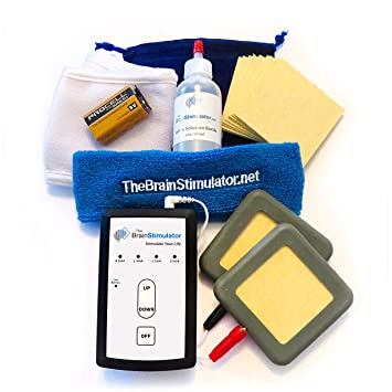 Amazon com: Complete tDCS Device Kit w/All Accessories - The