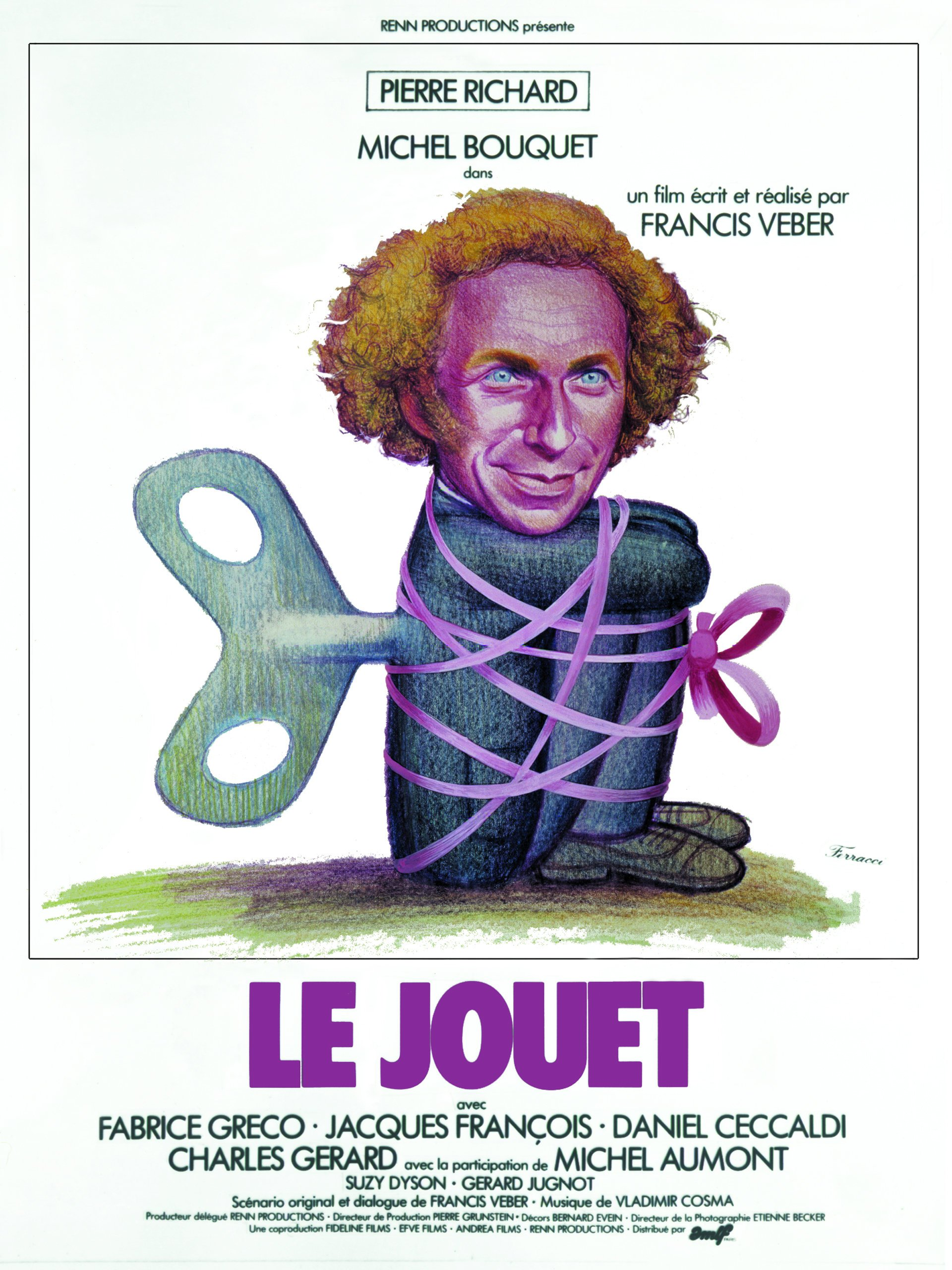 Watch The Toy Le Jouet Prime Video