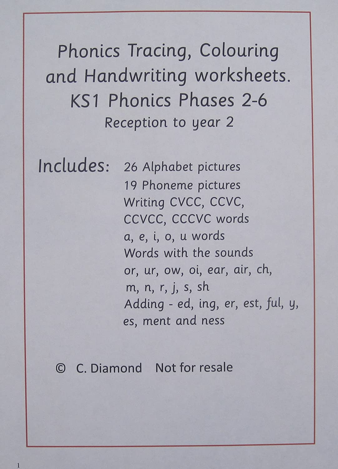 86 phase 6 phonics worksheets for ages 6 7 years pdf file to