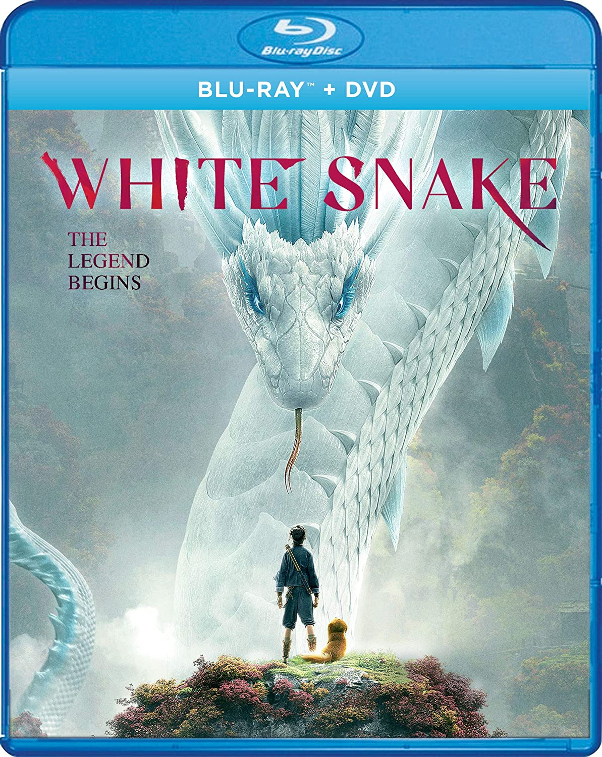 Amazon Com White Snake Blu Ray Vincent Rodriguez Iii Stephanie Sheh Matthew Moy Faye Mata Amp Wong Ji Zhao Di Cui Damao Movies Tv