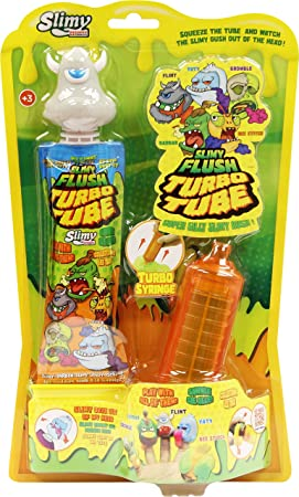 TOYLAND MAC DUE 51570 Slimy Turbo Tube Jeringa: Amazon.es: Juguetes y juegos
