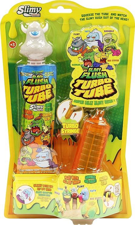 Splash Toys 31218 - Slime - Slimy Squeezy Turbo Tubo: Amazon.es: Juguetes y juegos