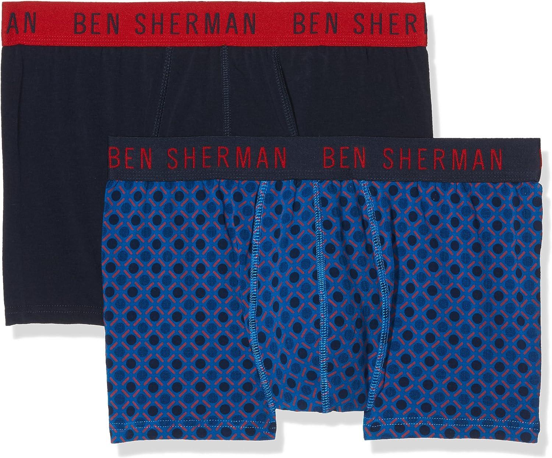 Ben Sherman Felix Bóxer para Hombre