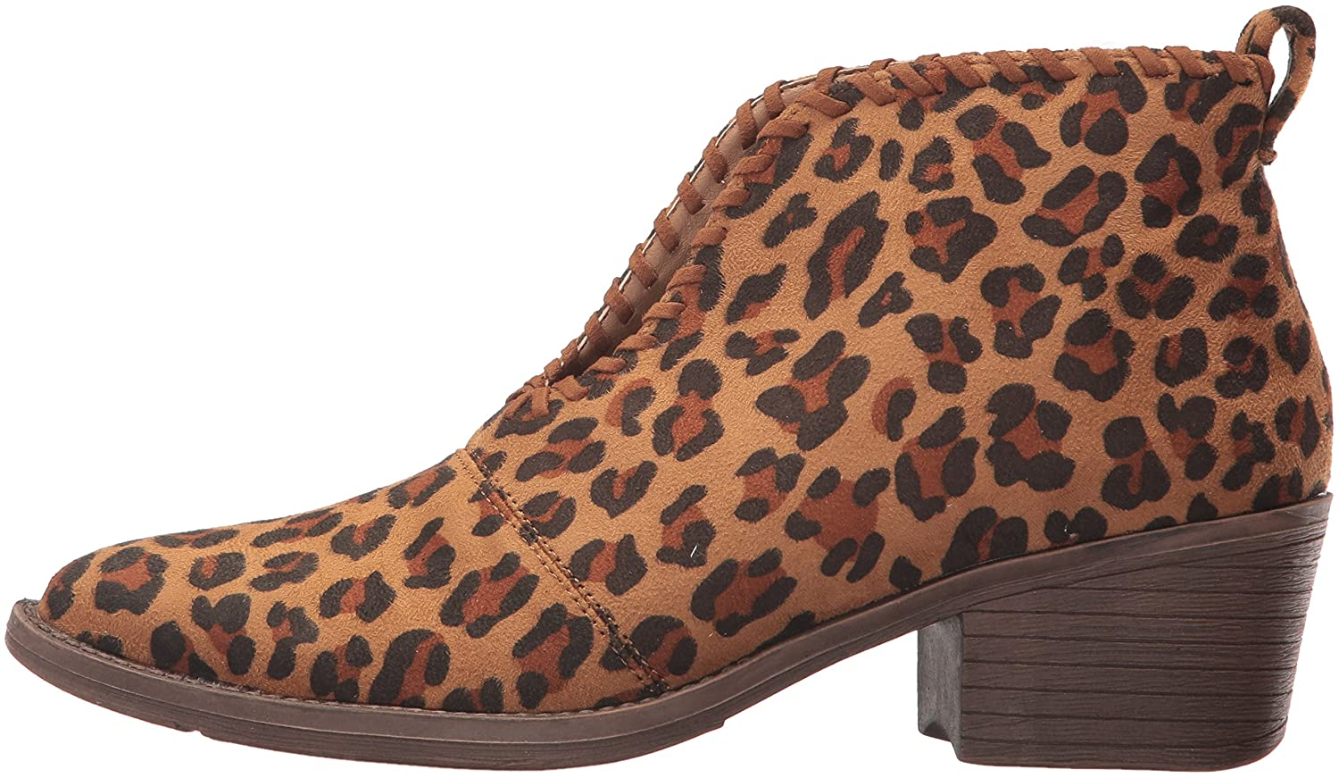 Volatile Women's Cavalry Ankle US|Tan Boot B071L2BVMP 9 B(M) US|Tan Ankle Leopard 0ac521