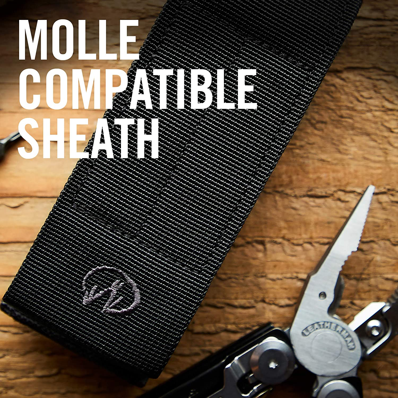 Leatherman - OHT Multi-Tool, Silver with Molle Black Sheath