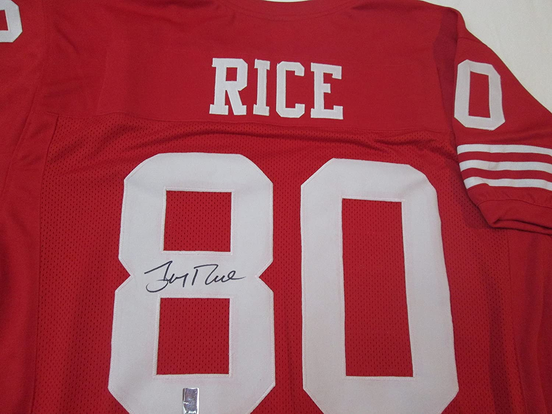 jerry rice jersey amazon