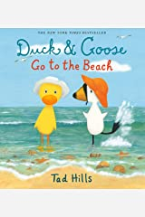 Duck & Goose Go to the Beach Kindle Edition