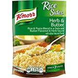 Knorr Rice Sides Rice Side Dish, Herb & Butter 5.4 oz