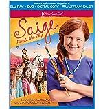 American Girl: Saige Paints the Sky [Blu-ray]