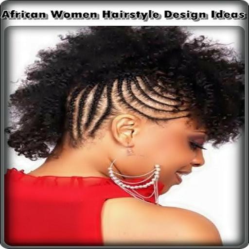 African Women Hairstyle Design Ideas