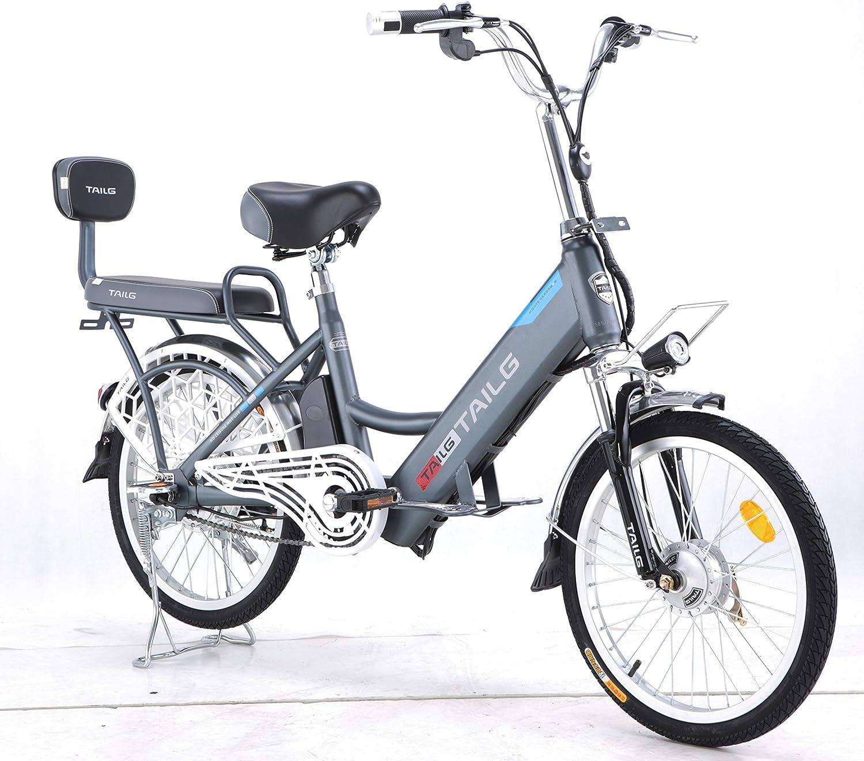 Electric Bike acelerador Twist y Go 48 V recargable de litio ...