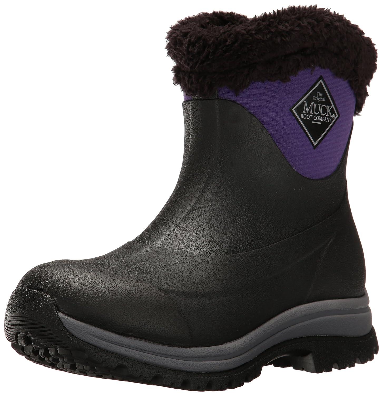 Black Parachute Purple Muck Boot Women's Arctic Apres Slip-On Winter Boot