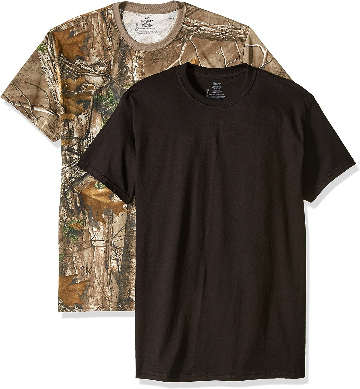 Dark Python Skin Camouflage Camo Long Sleeve T Shirt Tight Crew-Neck T-Shirt
