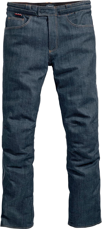 Chopper//Cruiser Spirit Motors Jeans de Moto Pantalons de Moto City Textile Pantalon 2.0 Toute lann/ée Hommes