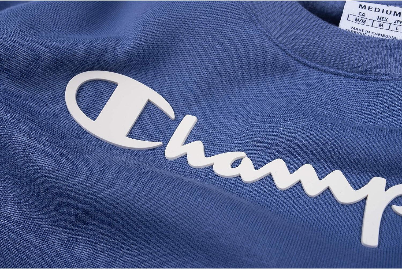 Champion Damen Sweatshirt Crewneck Sweatshirt 113210 Violett (Mrn)