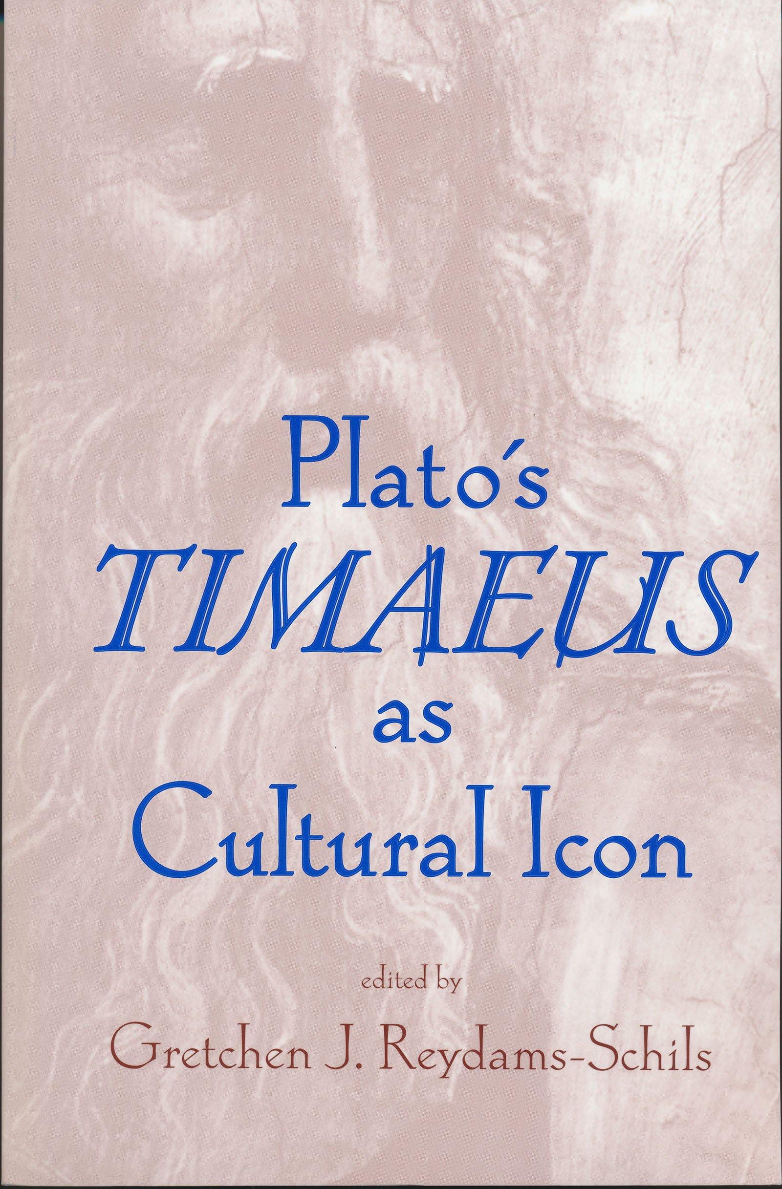 Plato's Timaeus as Cultural Icon pdf