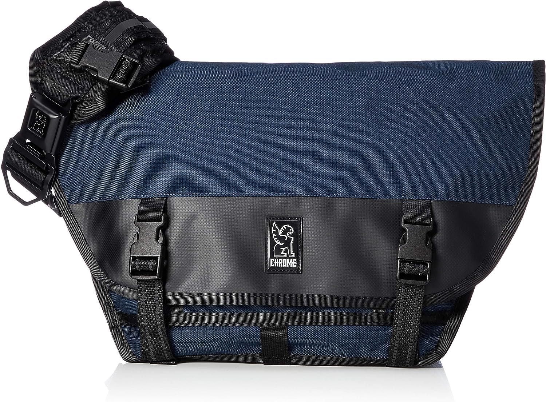 Chrome Industries Mini Metro Messenger Bag - 15-inch Laptop Satchel Liter