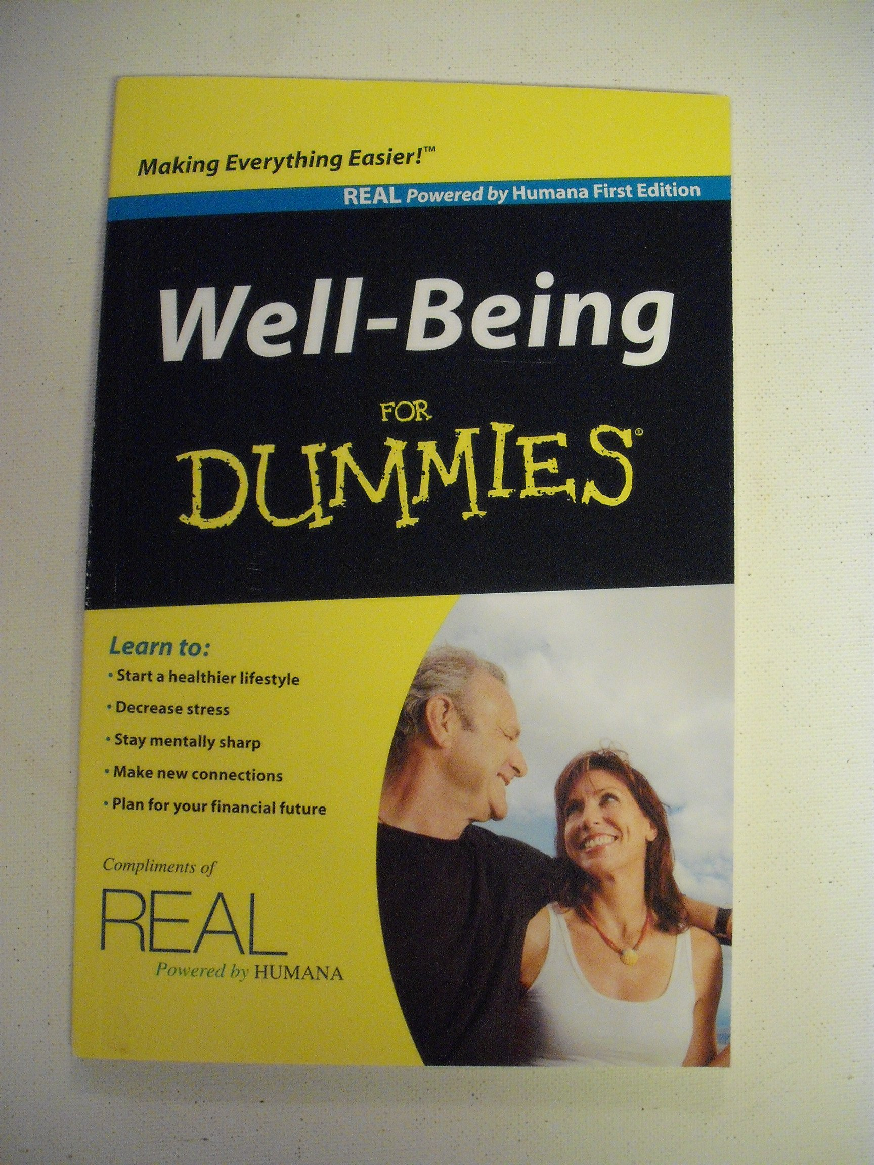Well-Being For Dummies pdf