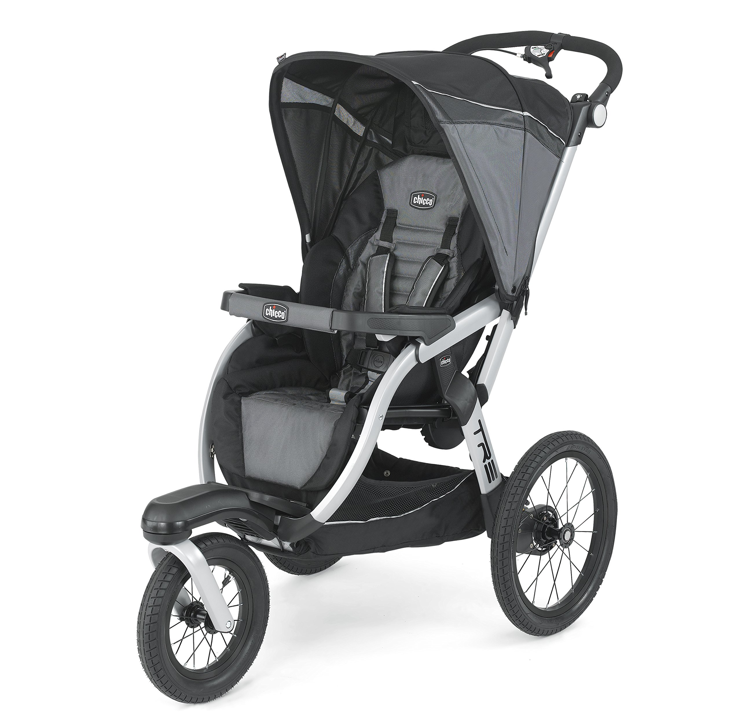 Chicco TRE Jogging Stroller - Titan by Chicco (Image #1)