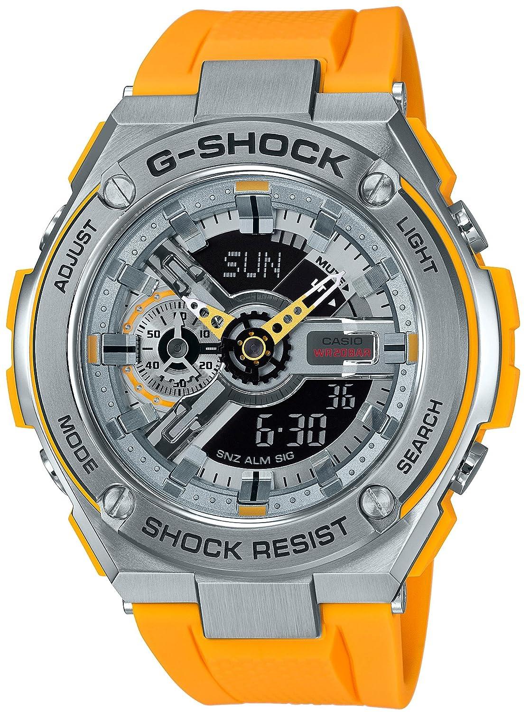 [カシオ]CASIO 腕時計 G-SHOCK ジーショック G-STEEL GST-410-9AJF メンズ B078HDG6K6