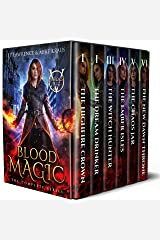 Blood Magic Box Set: The Complete Urban Fantasy Action Adventure: (Blood Magic Omnibus: Books 1-6) Kindle Edition