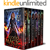 Blood Magic Box Set: The Complete Urban Fantasy Action Adventure: (Blood Magic Omnibus: Books 1-6)