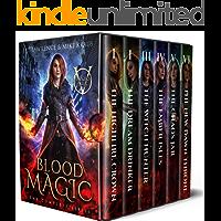 Blood Magic Box Set: The Complete Urban Fantasy Action Adventure: (Blood Magic Omnibus: Books 1-6)